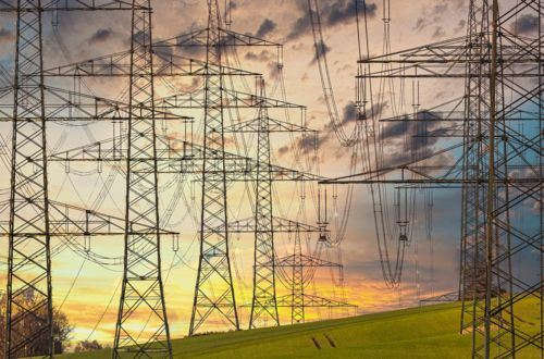 power   electricity   electric lines   energy